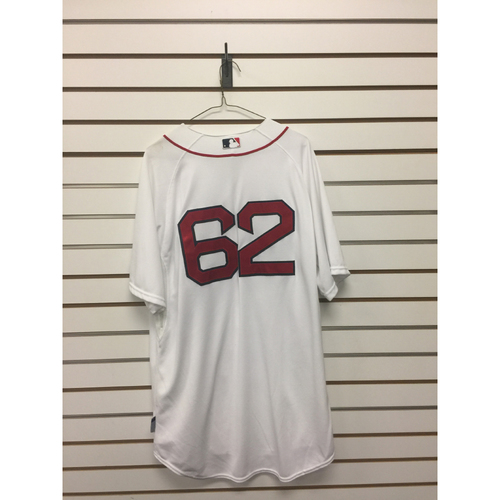 Photo of #62 Team-Issued 2014 Home Jersey