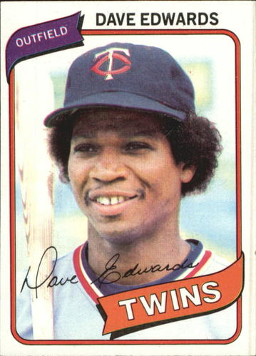 Photo of 1980 Topps #657 Dave Edwards RC