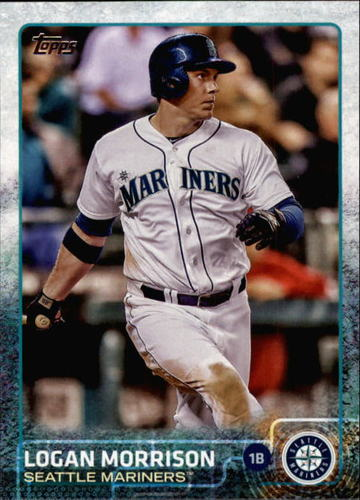 Photo of 2015 Topps #536 Logan Morrison