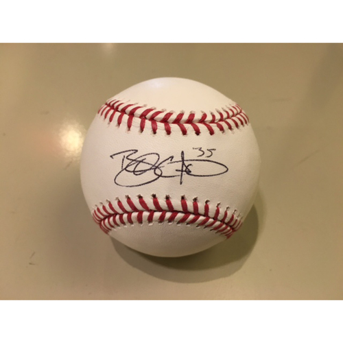 Photo of Giants Community Fund: Brandon Crawford Autographed Baseball