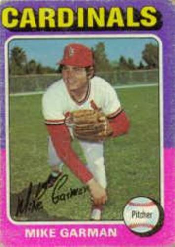 Photo of 1975 Topps #584 Mike Garman