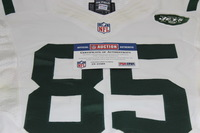 NFL - INTERNATIONAL SERIES - JETS JEFF CUMBERLAND GAME ISSUED JETS JERSEY (OCTOBER 4 2015)