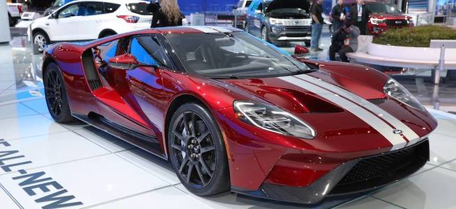 INDUSTRY PREVIEW TICKETS TO THE DETROIT AUTO SHOW - PACKAGE 4 of 4