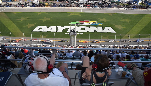 DAYTONA 500® + GATORADE VICTORY LANE ACCESS & HOT LAP RIDE - PACKAGE 1 OF 6