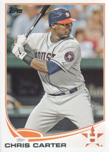 Photo of 2013 Topps Update #US141 Chris Carter