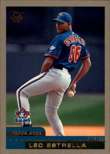 Photo of 2000 Topps Traded #T56 Leo Estrella RC