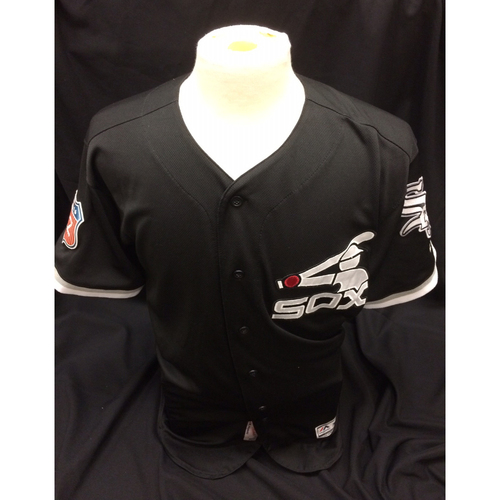 Photo of Brett Lawrie Team-Issued 2016 Spring Training Jersey