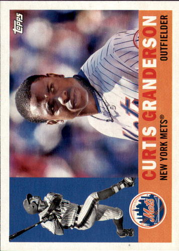 Photo of 2017 Topps Archives #76 Curtis Granderson
