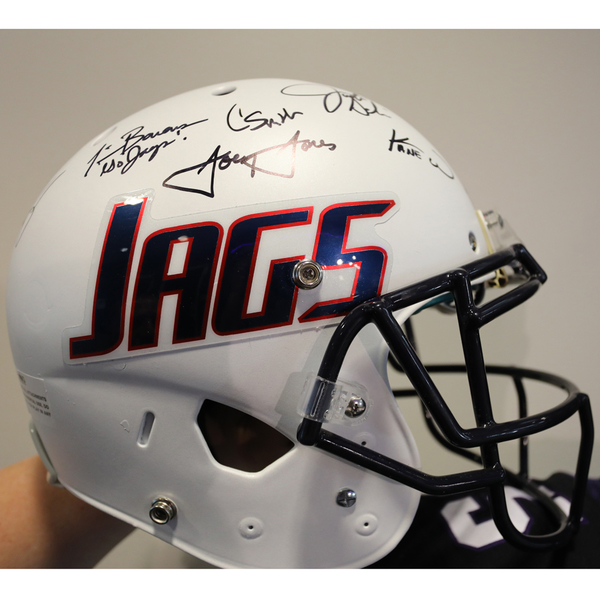 South Alabama Autographed Full-Size Football Helmet