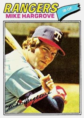 Photo of 1977 Topps #275 Mike Hargrove