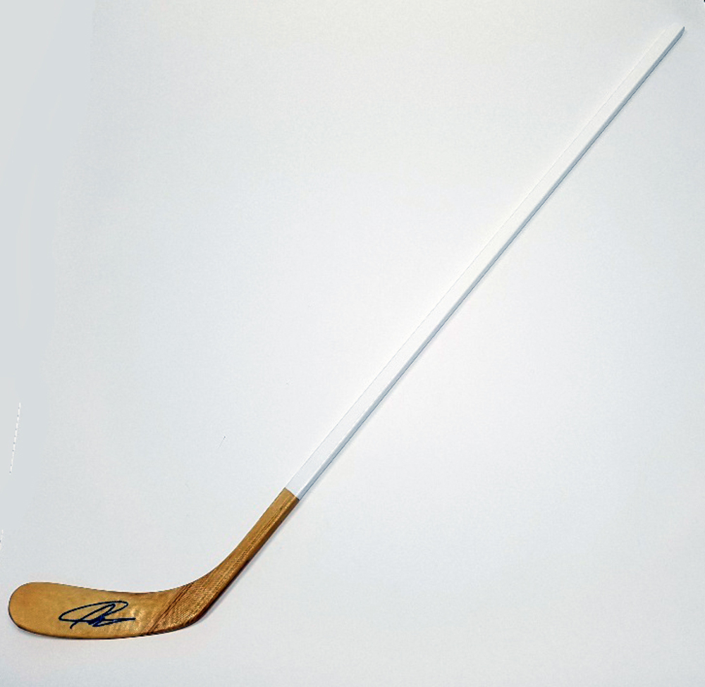 Nolan Patrick Autographed Hockey Stick *Philadelphia Flyers*