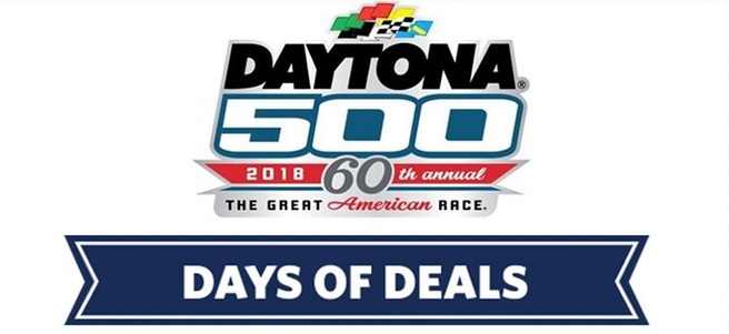 DAYTONA 500® CLUB TICKETS & PHOTO WITH THE 2018 CHAMPION