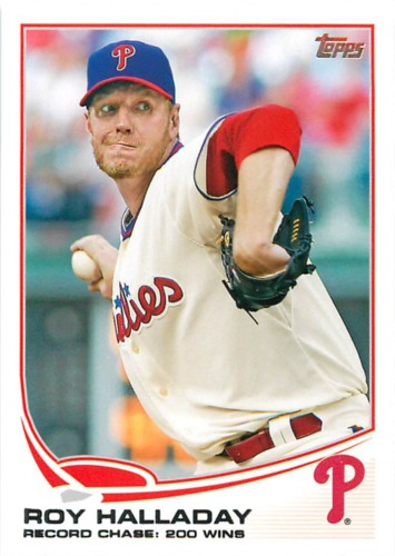 Photo of 2013 Topps #264 Roy Halladay