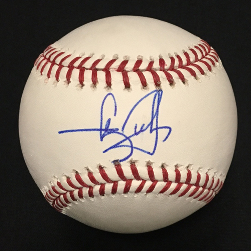 Photo of Carson Fulmer Autographed Baseball