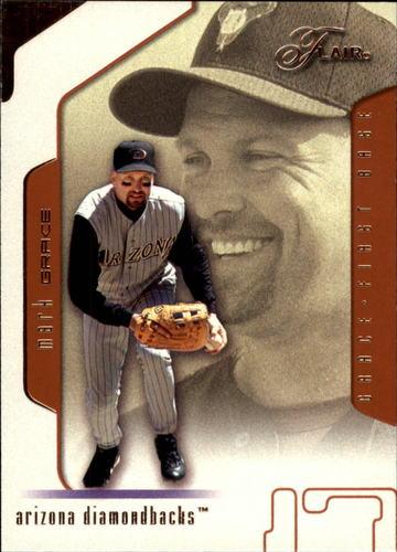 Photo of 2002 Flair #12 Mark Grace