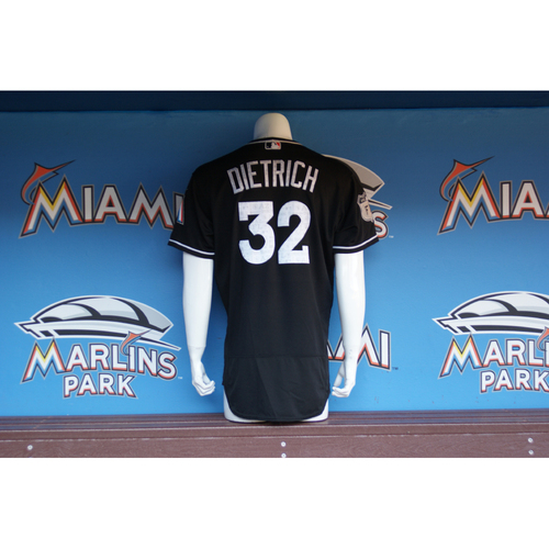 Photo of Derek Dietrich Spring Training Jersey