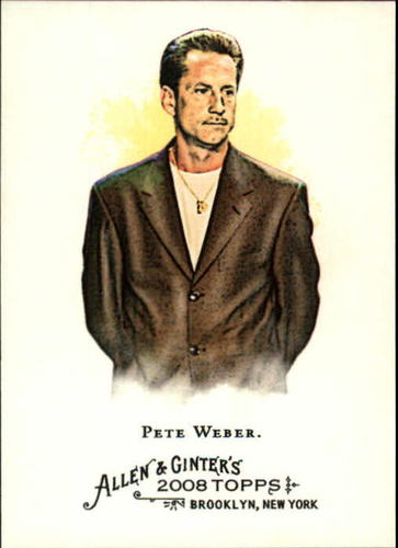 Photo of 2008 Topps Allen and Ginter #288 Pete Weber