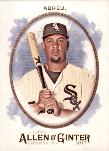 Photo of 2017 Topps Allen and Ginter #232 Jose Abreu