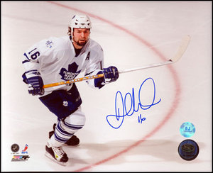 DARCY TUCKER Toronto Maple Leafs SIGNED 16x20 Photo