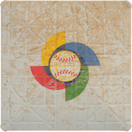 Photo of 2013 World Baseball Classic: Spain vs. Venezuela - Game-Used 1st Base