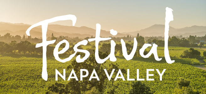 FESTIVAL NAPA VALLEY - EXCLUSIVE FOOD & WINE EVENT - PACKAGE 3 of 3