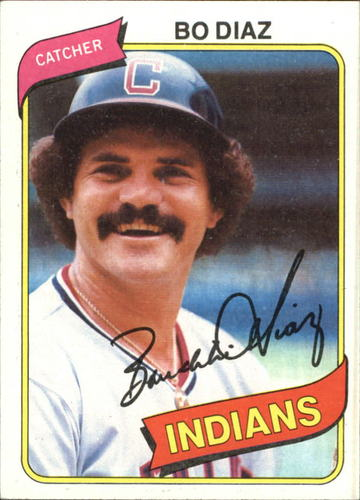 Photo of 1980 Topps #483 Bo Diaz