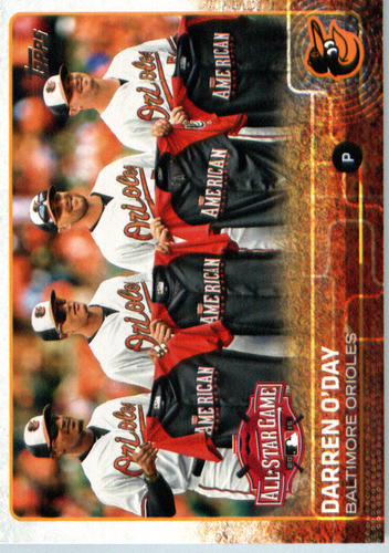 Photo of 2015 Topps Update #US159 Darren O'Day