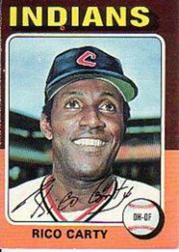 Photo of 1975 Topps #655 Rico Carty