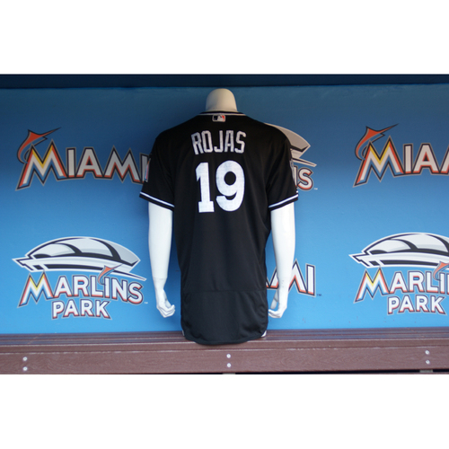 Photo of Miguel Rojas Spring Training Jersey