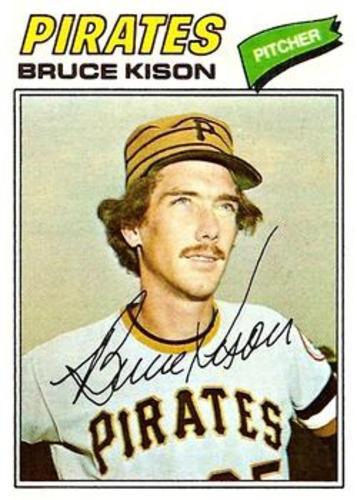 Photo of 1977 Topps #563 Bruce Kison