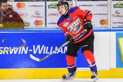 Robert Thomas 2017 Sherwin-Williams CHL/NHL Top Prospects Game Worn Jersey