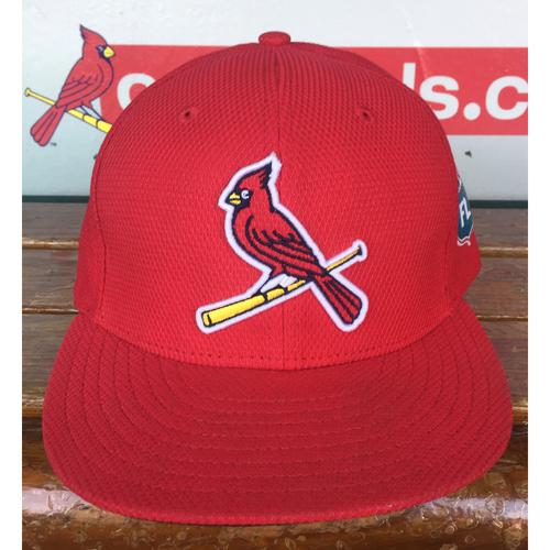 Photo of Cardinals Authentics: Dean Anna 2016 Spring Training Cap
