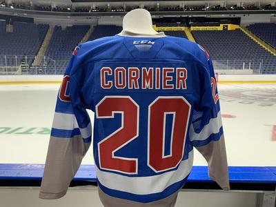 Cormier, Cole - 20