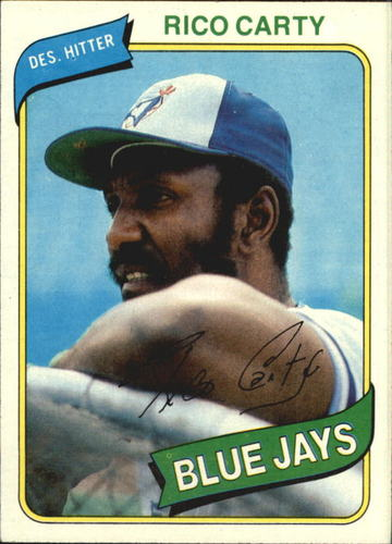 Photo of 1980 Topps #46 Rico Carty