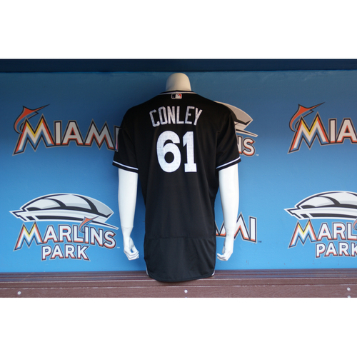 Photo of Adam Conley Spring Training Jersey