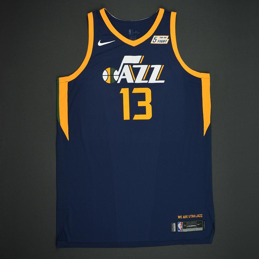 Tony Bradley - Utah Jazz - 2017 NBA Draft - Autographed Jersey