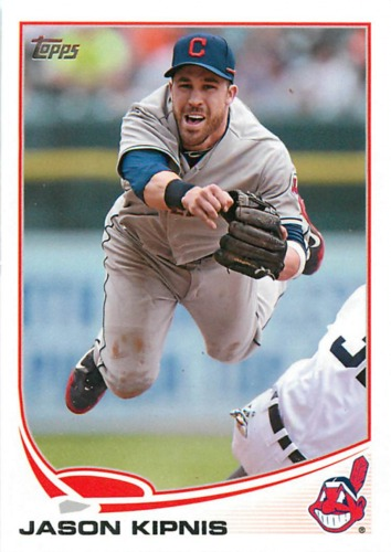 Photo of 2013 Topps #267 Jason Kipnis