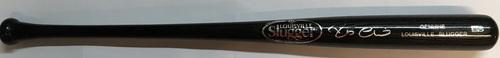 Robinson Cano Autographed Black Louisville Slugger Bat