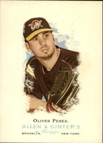 Photo of 2006 Topps Allen and Ginter #131 Oliver Perez