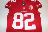 BCA - 49ERS TORREY SMITH GAME WORN 49ERS JERSEY (OCTOBER 23 2016)
