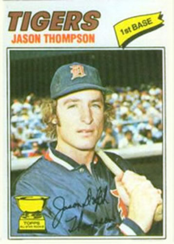 Photo of 1977 Topps #291 Jason Thompson RC