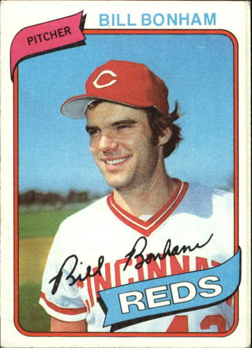Photo of 1980 Topps #47 Bill Bonham DP