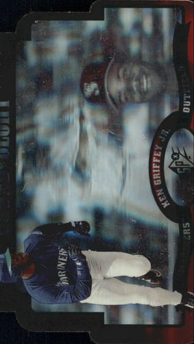 Photo of 1996 SPx Bound for Glory #1 Ken Griffey Jr.
