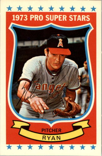 Photo of 1973 Kellogg's #16 Nolan Ryan