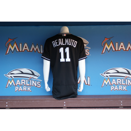 Photo of JT Realmuto Spring Training Jersey