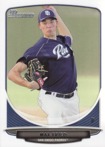Photo of 2013 Bowman Draft Top Prospects #TP14 Max Fried