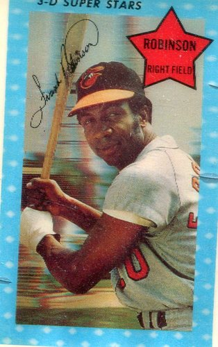 Photo of 1971 Kellogg's #15 Frank Robinson