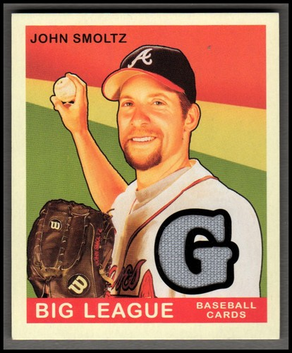 Photo of 2007 Upper Deck Goudey Memorabilia #64 John Smoltz