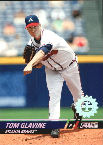 Photo of 2008 Stadium Club First Day Issue #23 Tom Glavine