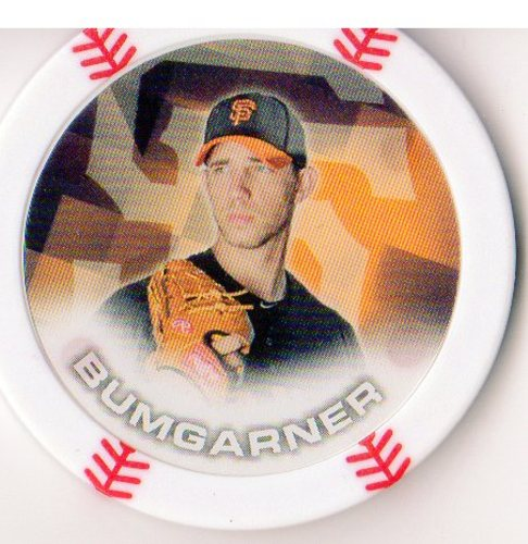 Photo of 2014 Topps Chipz #4 Madison Bumgarner